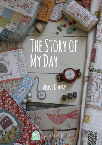 Hatched & Patched ~ Story of My Day ~ book of patterns