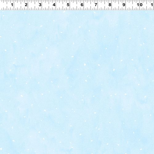 Guess How Much I love You ~ Snow Dots ~ Blue