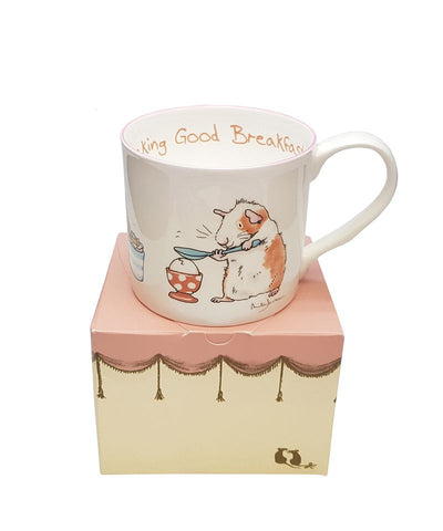 Two Bad Mice~ Cracking Good Breakfast ~ Medium Mug
