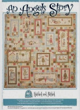 Hatched & Patched ~ An Angels Story Quilt Pattern
