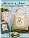 """Sentimental Stitches"""" Pattern~ The Birdhouse"