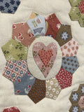 Heartstrings Quilt Pattern & fabic/thread kits~ The Birdhouse