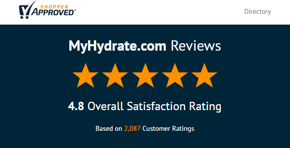 MyHydrate Reviews