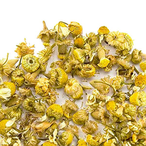 <strong>Organic Chamomile</strong> used in Organic Throat Clarity