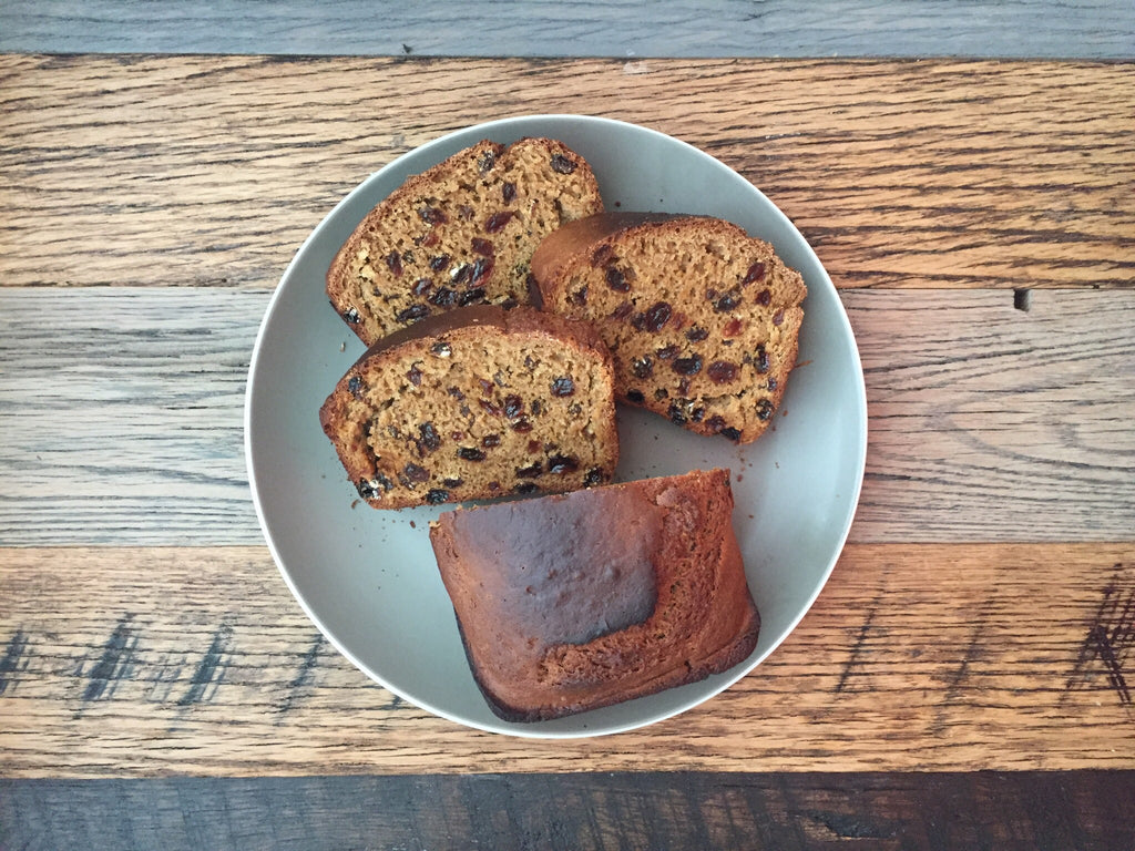 Full Leaf Tea Company Irish Barmbrack Tea Cake Recipe