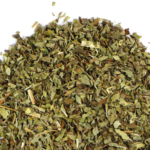 <strong>Organic Lemon Balm</strong> used in Organic Relieve Stress Tea