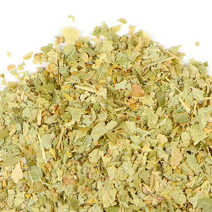 Linden Leaf and Flower used in Organic Detox Tea