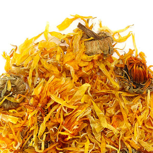 Organic Marigold Petals used in Organic Blood Orange Rooibos