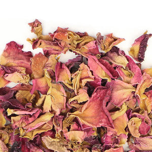 Organic Rose Petals used in Organic Beauty Me Tea