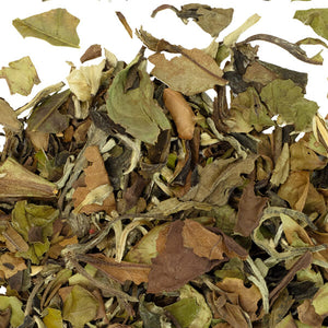 <strong>Organic White Tea</strong> used in Organic Healthy Heart Tea