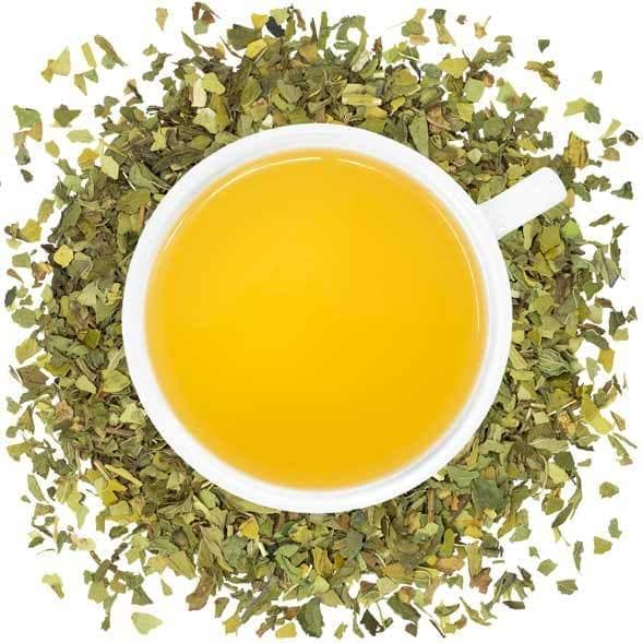 Organic Mint Mate  -  Yerba Mate  -  Full Leaf Tea Company