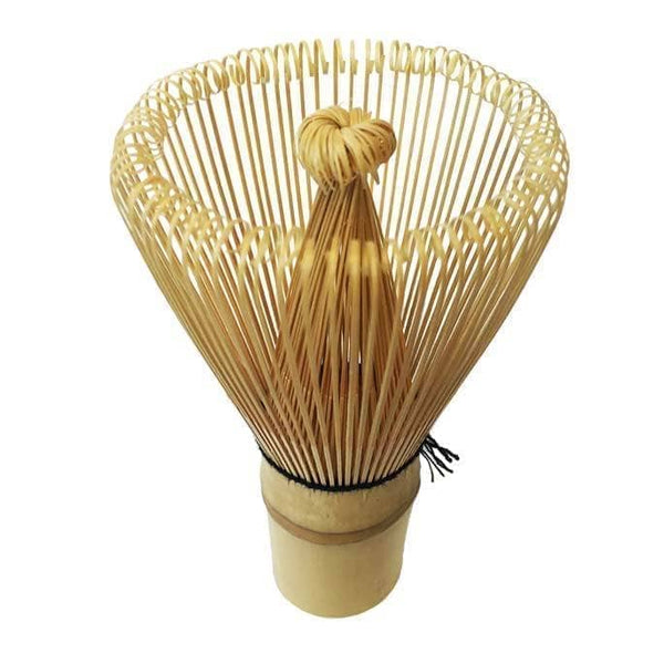 Matcha Bamboo Whisk with Holder  -  Accessories  -  Full Leaf Tea Company