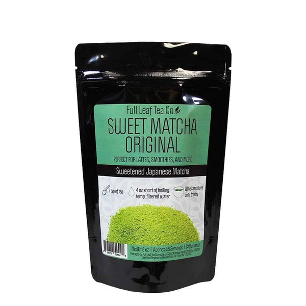 Sweet Matcha Original  -  Matcha  -  Full Leaf Tea Company