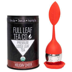 Holiday Gift Bundle - Infuser & Organic Holiday Cheer