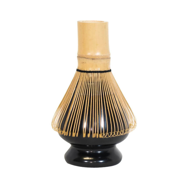 Matcha Bamboo Whisk with Japanese Holder  -  Accessories  -  Full Leaf Tea Company