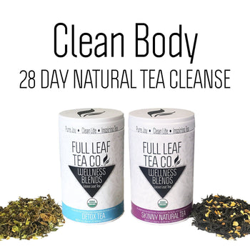 Clean Body 28 Day Natural Tea Cleanse
