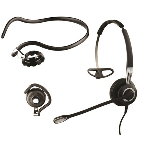 Jabra Biz 2400 II mono 3-in-1 NC Headset top