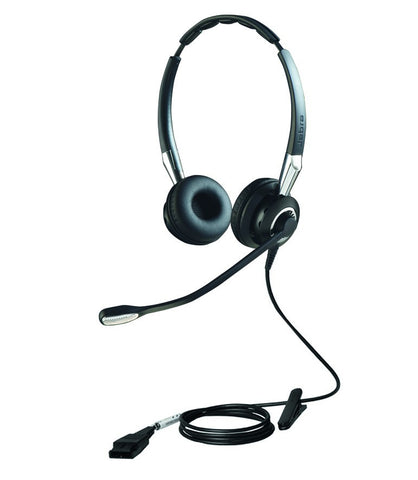 Jabra Biz 2400 II duo NC Headset top