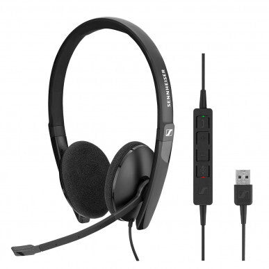 Sennheiser SC 160 USB Wired binaural USB headset