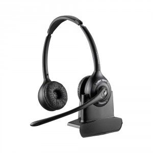 Plantronics Headset Spare + Savi Charge Cradle Black - W720, W420