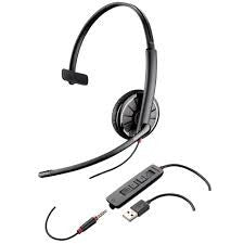 Plantronics Blackwire C315 Monaural USB Headset