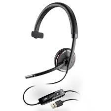 Plantronics Blackwire C510 Monaural USB Headset