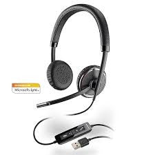Plantronics Blackwire C520-M Binaural USB Headset M/Lync