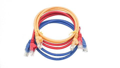 Amdex Cat 5e 5.0M Patch Lead