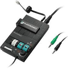 Plantronics MX-10 Headset Switcher Multimedia Amp (240V)