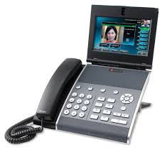 Polycom VVX 1500 D Dual stack business media phone