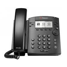 Polycom VVX 300 6-line Desktop Phone with HD Voice