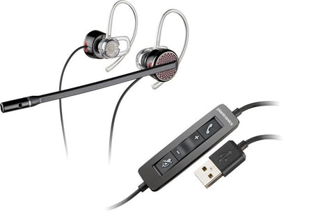 Plantronics Blackwire C435-M Stereo Ear-bud USB Headset M/Lync