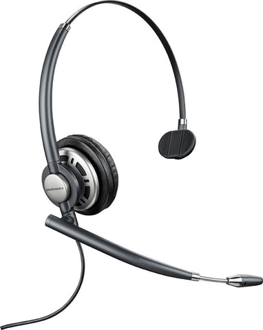 Plantronics Encorepro HW710 Monaural NC Headset Top