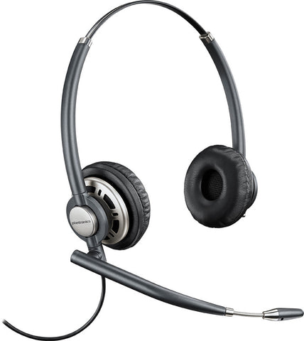Plantronics Encorepro HW720 Binaural NC Headset Top