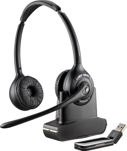 Plantronics Savi W420-M USB Wireless Headset System M/Lync