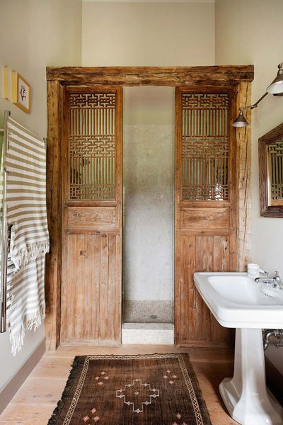 Ways to Work: Vintage Doors