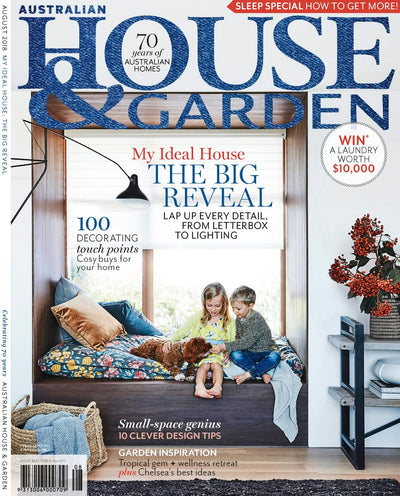 House & Garden Feature