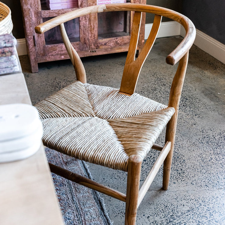 Sarin Dining Chair - Natural