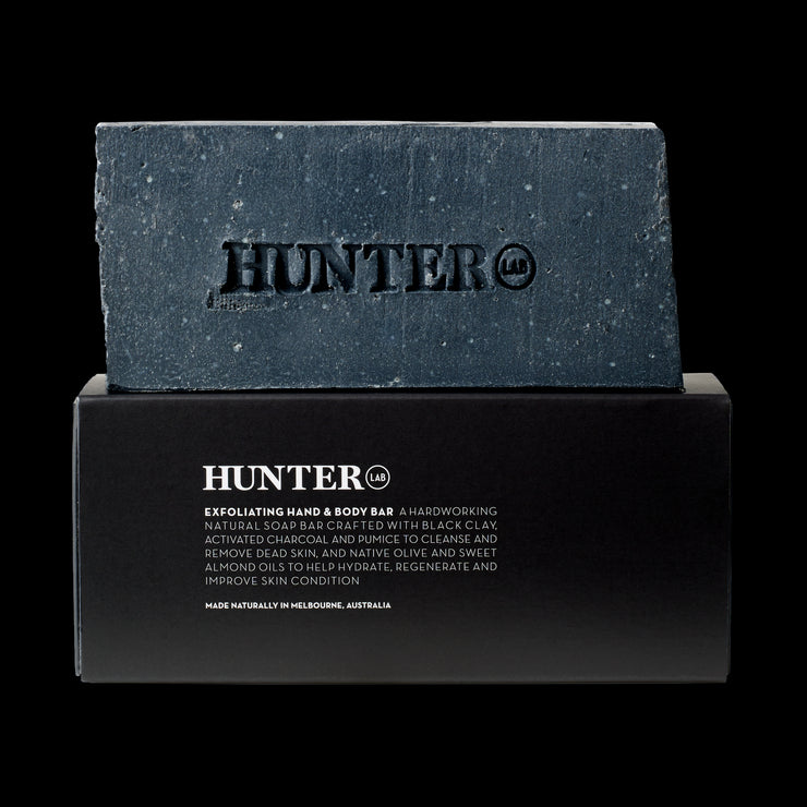 Hunter Lab - Exfoliating Hand & Body Bar