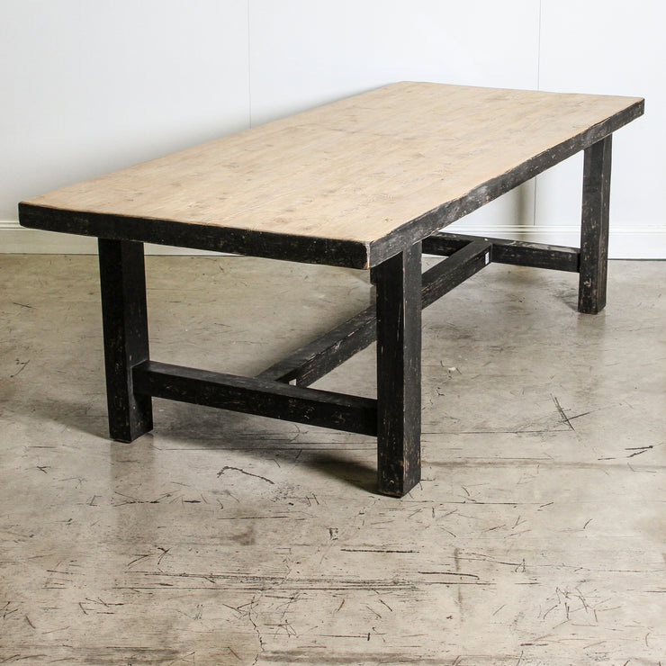 CFU1019-42 BL Marbella Dining Table - 274cm