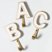 Ceramic Alphabet Hook