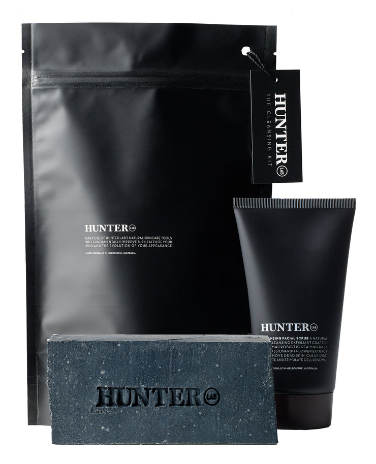 Hunter Lab - The Cleansing Kit