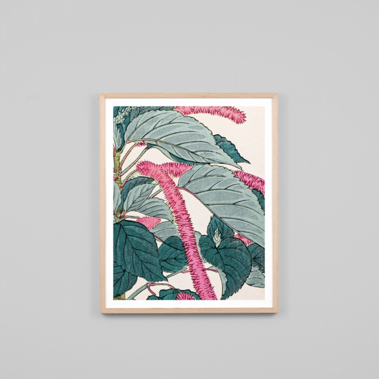 Firetail Woodblock 2