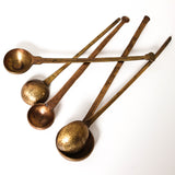 Vintage Indian Brass Spoon