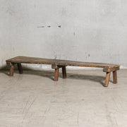 IFU0221-14 Vintage Indian Bench