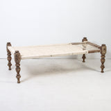 IFU0418-03 C Indian Charpoi Daybed