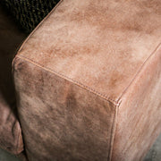 Loft Sofa - Caramel Leather