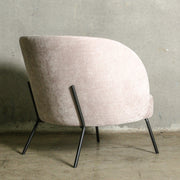 Copenhagen Club Chair - Blush