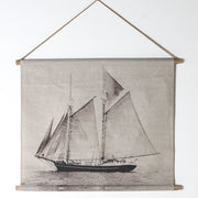 Sailboat Scroll
