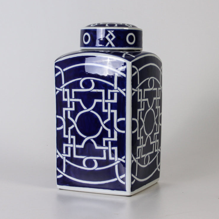 Chinese Ginger Jar - Oracle
